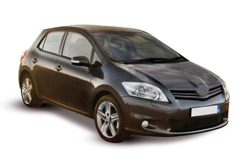 Toyota Auris 5 Door Hatchback 2010-2012