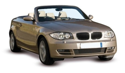 BMW 1 Series Cabriolet 2007-2011