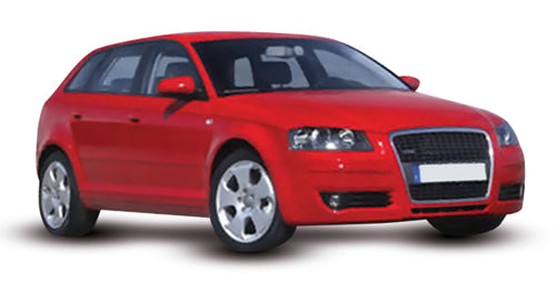 Audi A3 5 Door Hatchback 2004-2008
