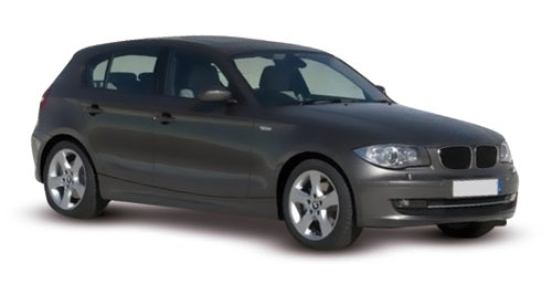 BMW 1 Series 5 Door Hatchback 2007-2011