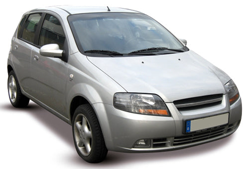 Chevrolet Kalos 5 Door Hatchback 2005-2008
