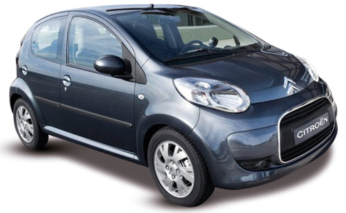 Citroen C1 5 Door Hatchback 2009-2012