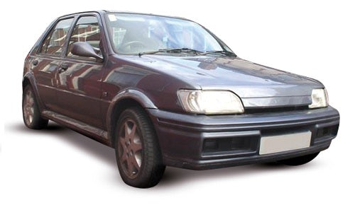 Ford Fiesta 5 Door Hatchback 1989-1995