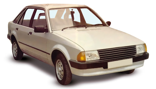 Ford Escort 5 Door Hatchback 1980-1986