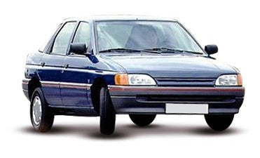 Ford Escort 5 Door Hatchback 1990-1992