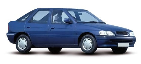 Ford Escort 5 Door Hatchback 1992-1995