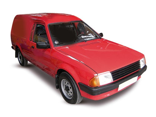 Ford Escort Van 1980-1986