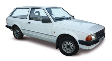 Ford Escort 3 Door Estate 1980-1986