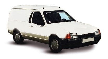 Ford Escort Van 1986-1990