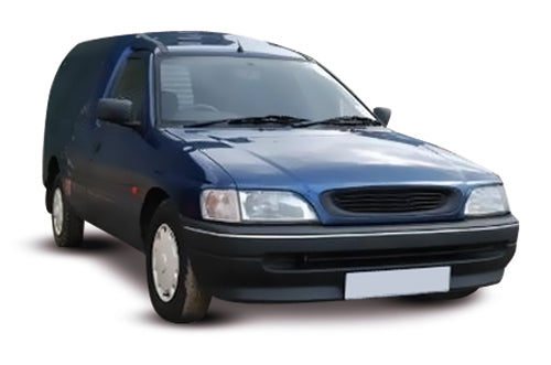 Ford Escort Van 1992-1995