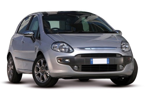 Fiat Punto Evo 5 Door Hatchback 2010-2012