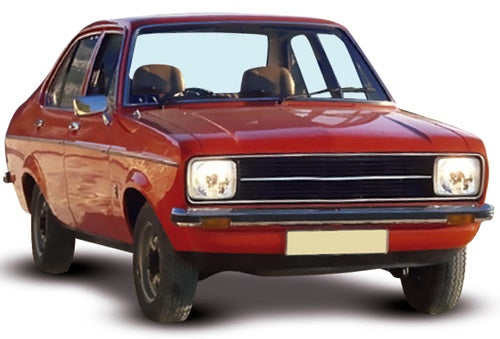 Ford Escort 4 Door Saloon 1975-1980
