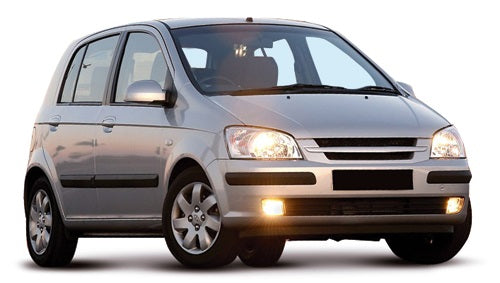 Hyundai Getz 5 Door Hatchback 2002-2005