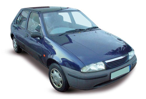 Mazda 121 5 Door Hatchback 1996-1999