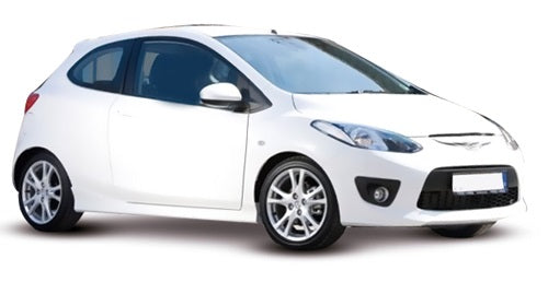 Mazda 2 3 Door Hatchback 2008-2010