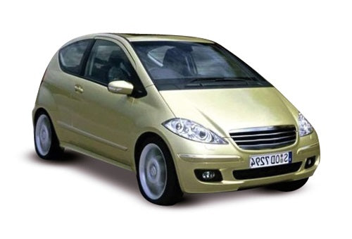 Mercedes A-Class 3 Door Hatchback 2005-2008
