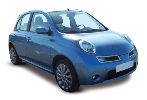 Nissan Micra 5 Door Hatchback 2008-2010