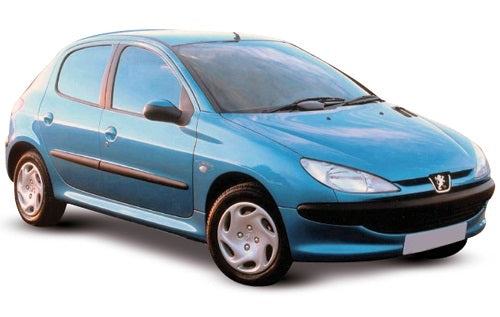 Peugeot 206 5 Door Hatchback 1998-2003