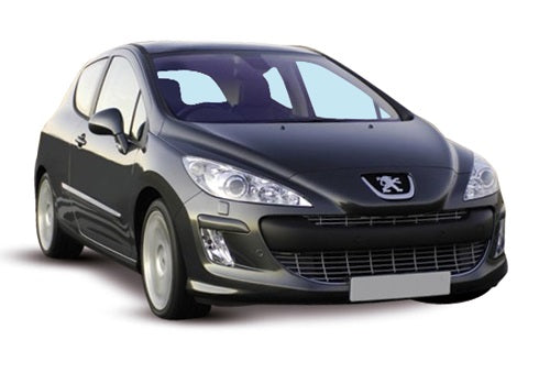 Peugeot 308 3 Door Hatchback 2007-2011