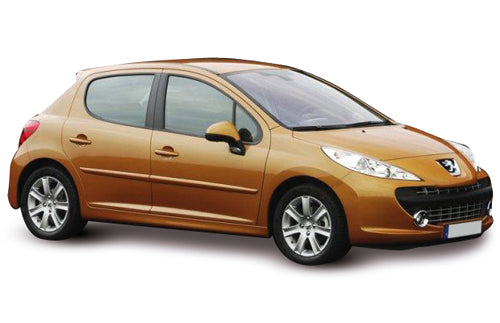 Peugeot 207 5 Door Hatchback 2006-2009