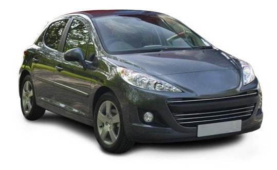 Peugeot 207 5 Door Hatchback 2009-2012