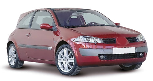 Renault Megane 3 Door Hatchback 2003-2006