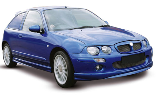 MG ZR 3 Door Hatchback 2001-2004