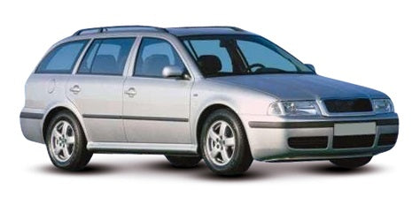 Skoda Octavia Estate 2001-2004