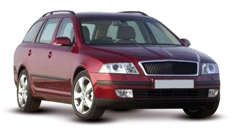 Skoda Octavia Estate 2004-2009
