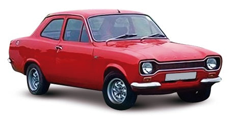 Ford Escort 2 Door Saloon 1968-1974