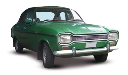 Ford Escort 4 Door Saloon 1968-1974
