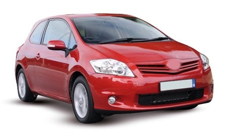 Toyota Auris 3 Door Hatchback 2010-2012