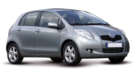 Toyota Yaris 5 Door Hatchback 2006-2009