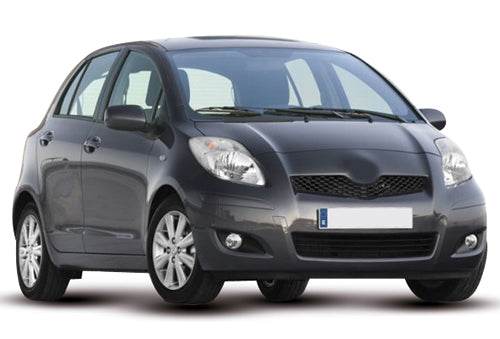 Toyota Yaris 5 Door Hatchback 2009-2011