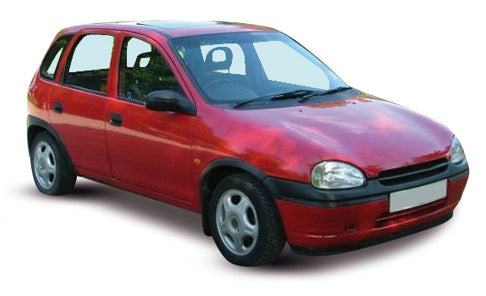 Vauxhall Corsa 5 Door Hatchback 1996-1998