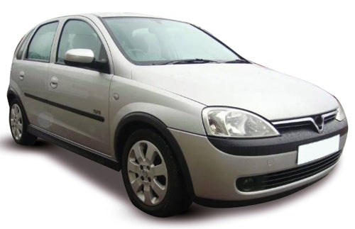 Vauxhall Corsa 5 Door Hatchback 2001-2003