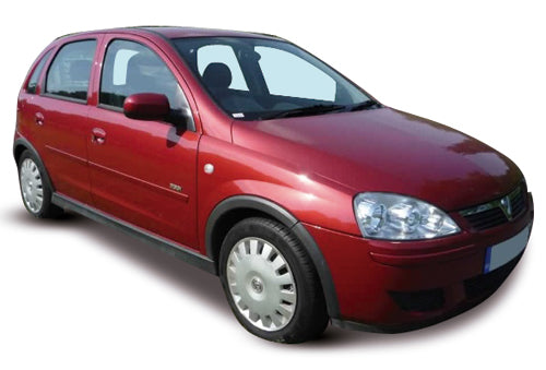 Vauxhall Corsa 5 Door Hatchback 2003-2006