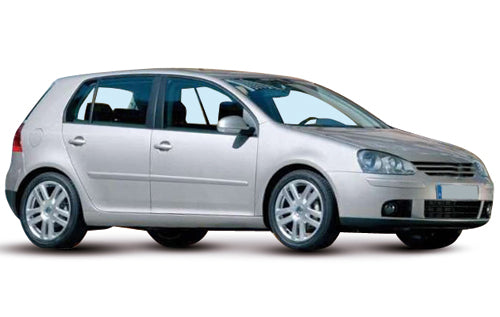 Volkswagen Golf 5 Door Hatchback 2004-2008