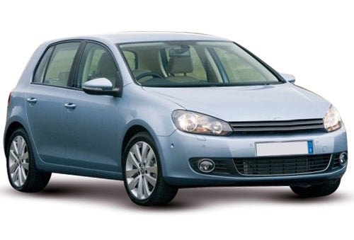 Volkswagen Golf 5 Door Hatchback 2009-2012