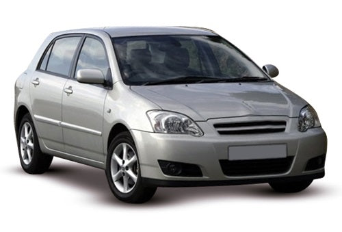 Toyota Corolla 5 Door Hatchback 2004-2007