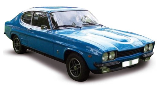 Ford Capri Hatchback 1969-1973