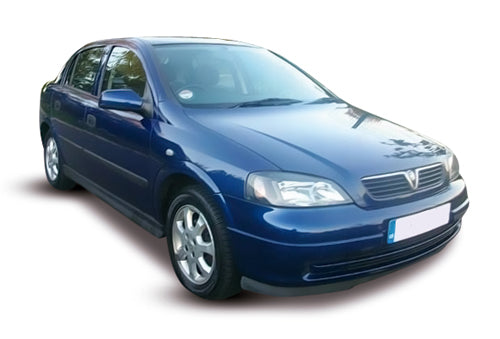 Vauxhall Astra 5 Door Hatchback 1998-2004