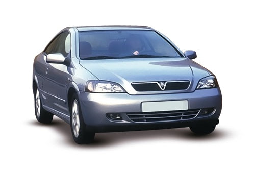 Vauxhall Astra Coupe 2000-2004