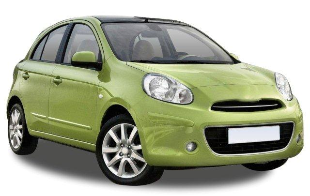 Nissan Micra 5 Door Hatchback 2011-2013