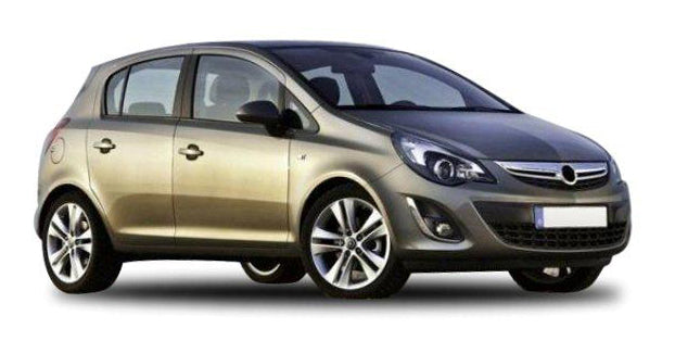 Vauxhall Corsa 5 Door Hatchback 2011-2014