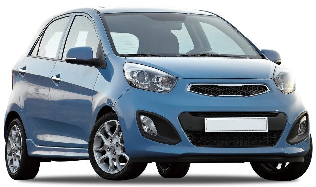 Kia Picanto 5 Door Hatchback 2011-2015
