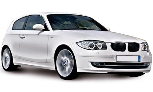 BMW 1 Series 3 Door Hatchback 2007-2011