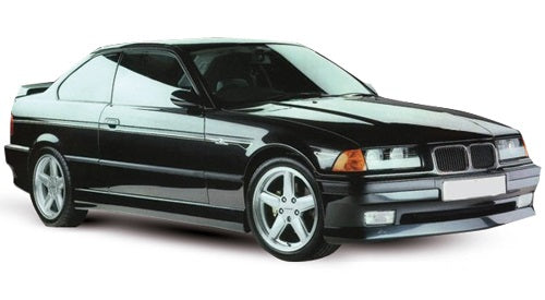 BMW 3 Series Coupe 1991-1994
