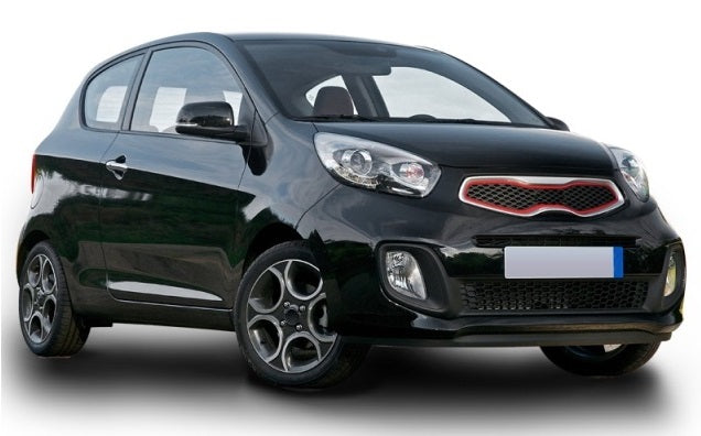 Kia Picanto 3 Door Hatchback 2011-2015