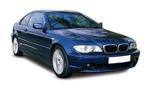 BMW 3 Series Coupe 2003-2005